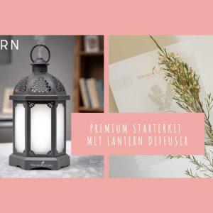 Starterkit met Lantern Diffuser