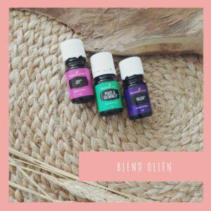 Essentiële olie Blends
