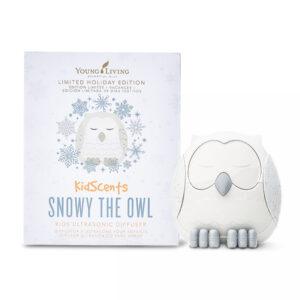 Snowy the Owl